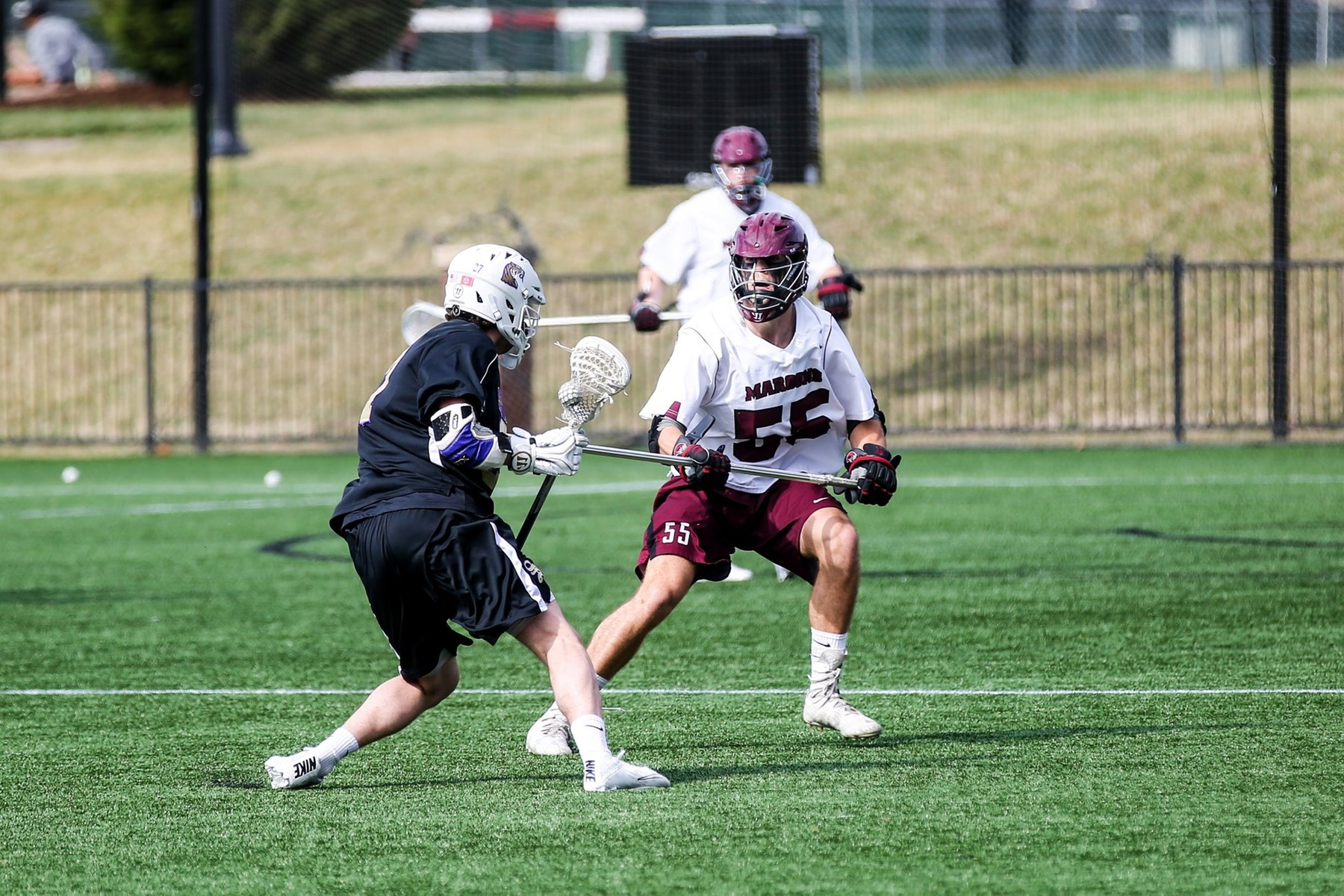 No. 16 Roanoke Earns 9-5 Win Over Guilford