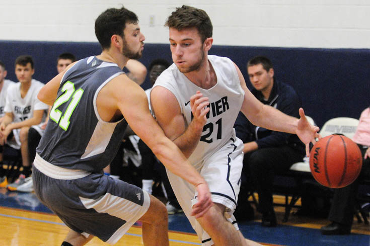 Men's Basketball: Raiders suffer 91-79 loss to Unity