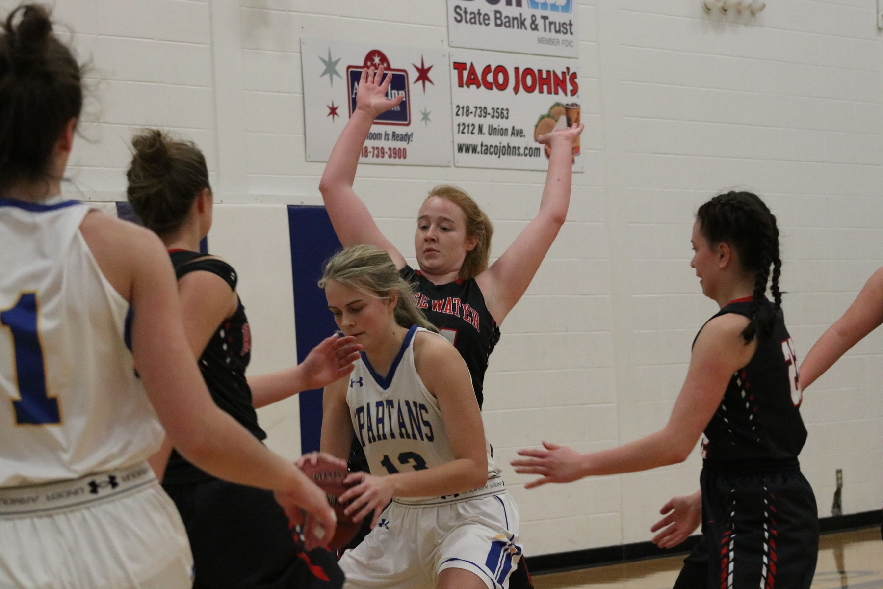 Lady Spartans Struggle with Turnovers in Loss to Rams