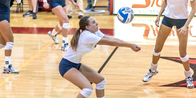 Saginaw Valley Falls in First Day of Midwest Regional Crossover