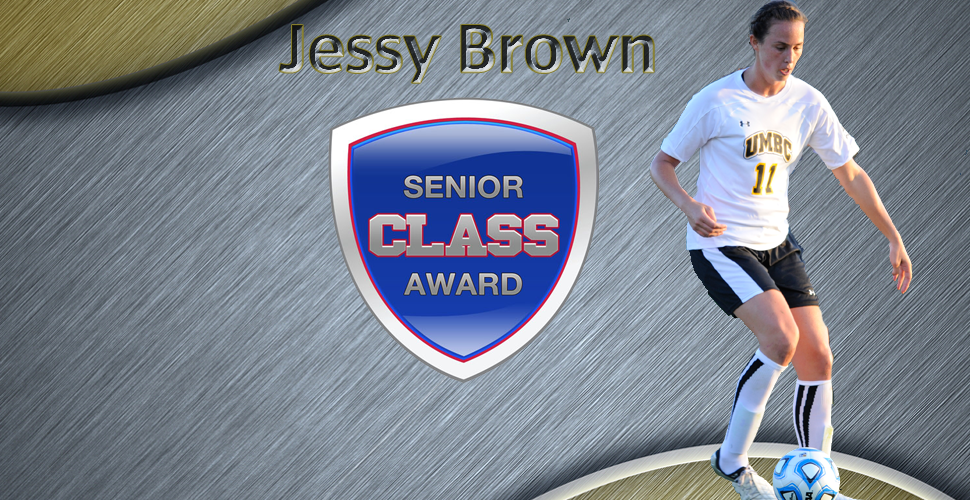 Women's Soccer Climbs in Regional Ranking; Jessy Brown Named One of 30 Candidates for Senior Class Award
