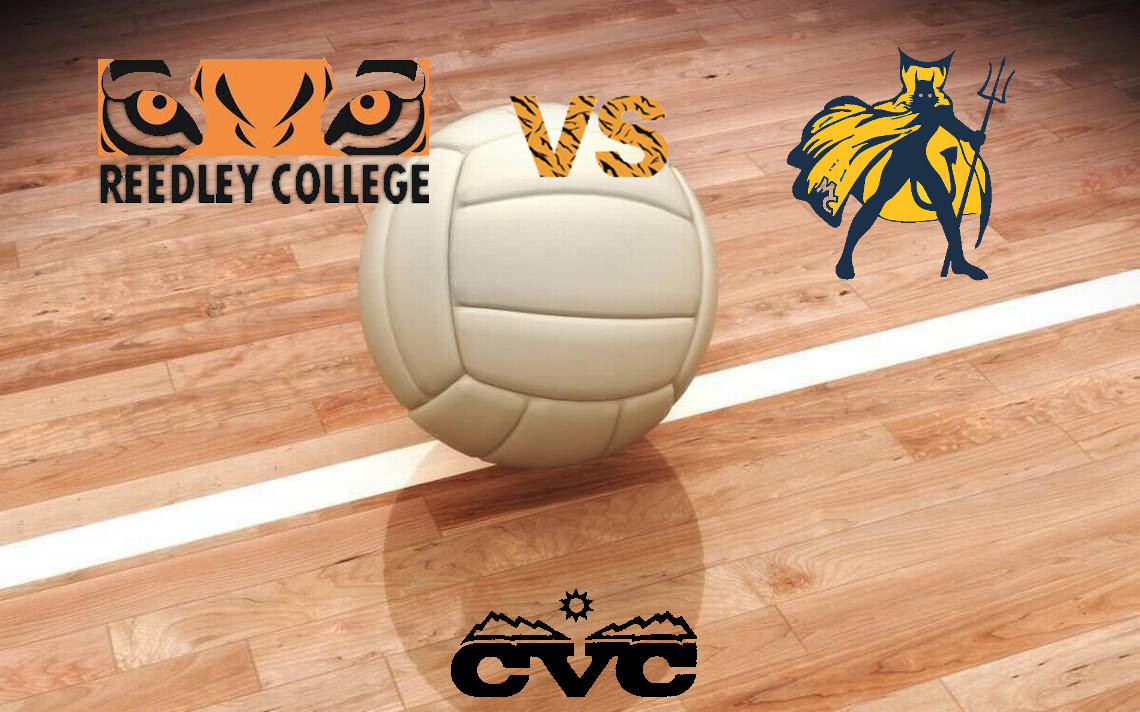 Tigers Host Merced In Conference Volleyball Match