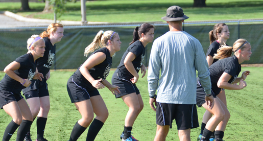 Tech soccer to prepare for season with weekend exhibition
