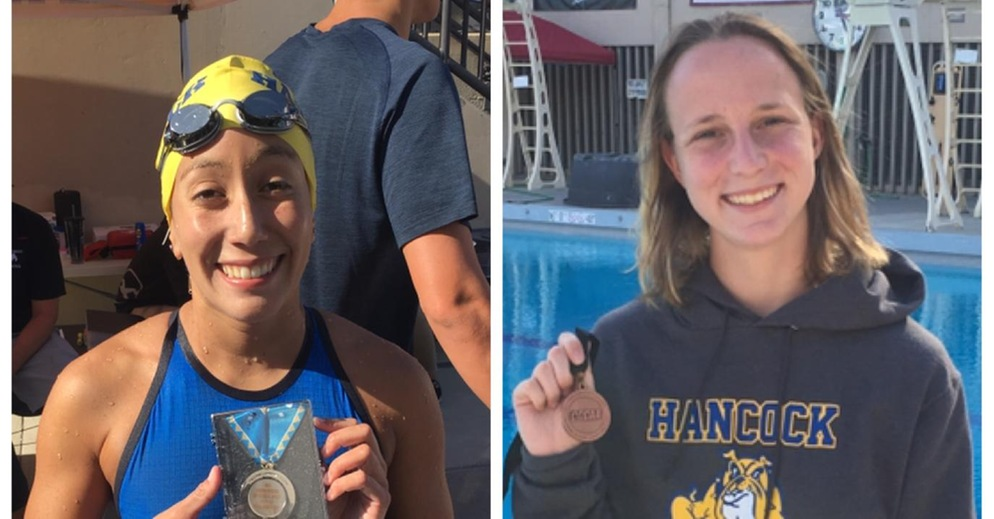 Fraire Breaks Record and Finishes Second at State Championships in 200 IM, Roux Finishes Eighth to Earn All-American Status