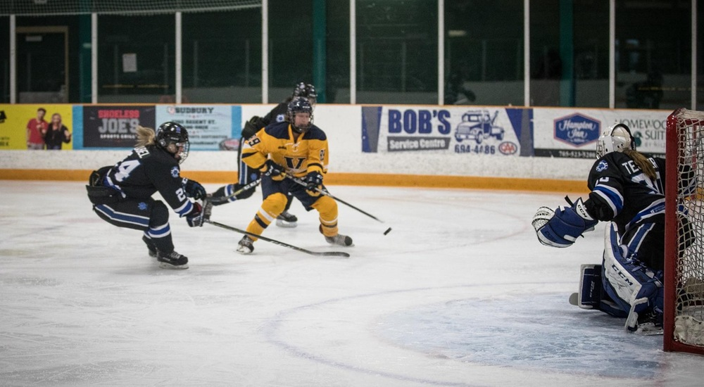 WHKY | Voyageurs Fall to Warriors in Battle of Goaltenders