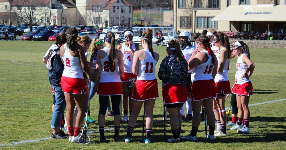 Women's Lacrosse Cruises Passed Felician to Earn Second Conference Win