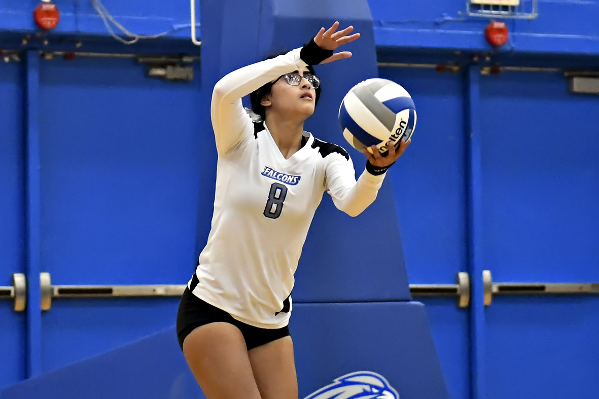 Women's Volleyball Loses a Pair of Conference Matches in a Road Tri-Match