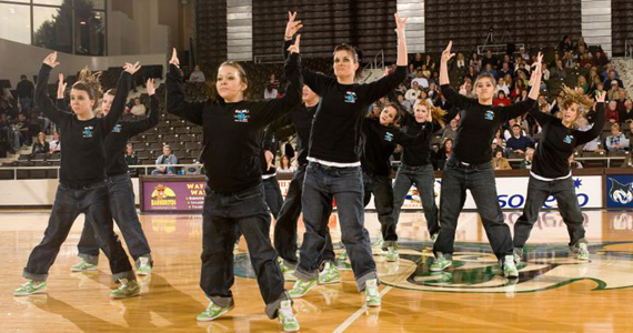 Sassy Cats Dance Team Sets Tryouts for Aug. 25