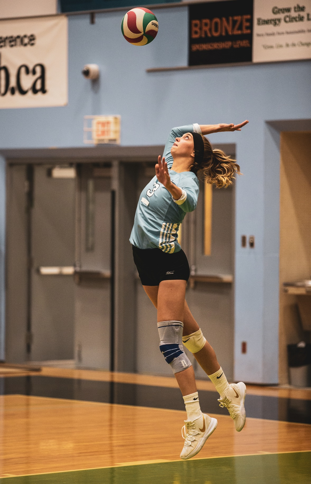 WVB | Kodiaks Fall to Lions on the Last Home Game of 2019