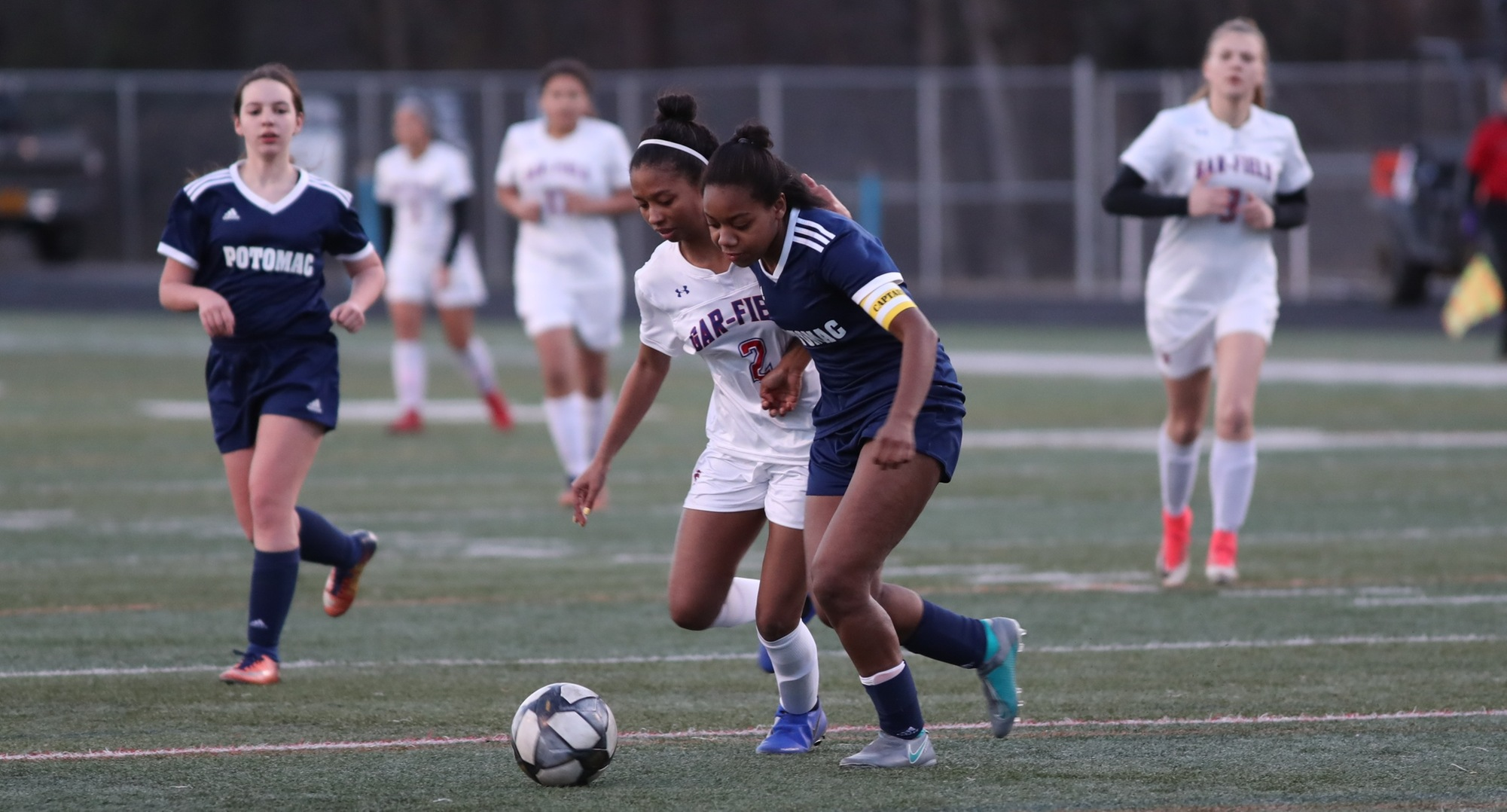 Garcia Continues Virginia Pipeline for JWU Women's Soccer