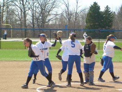 Aurora favored in NAC softball coaches' poll