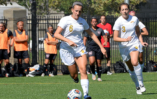 Women's Soccer Ties With Albertus Magnus