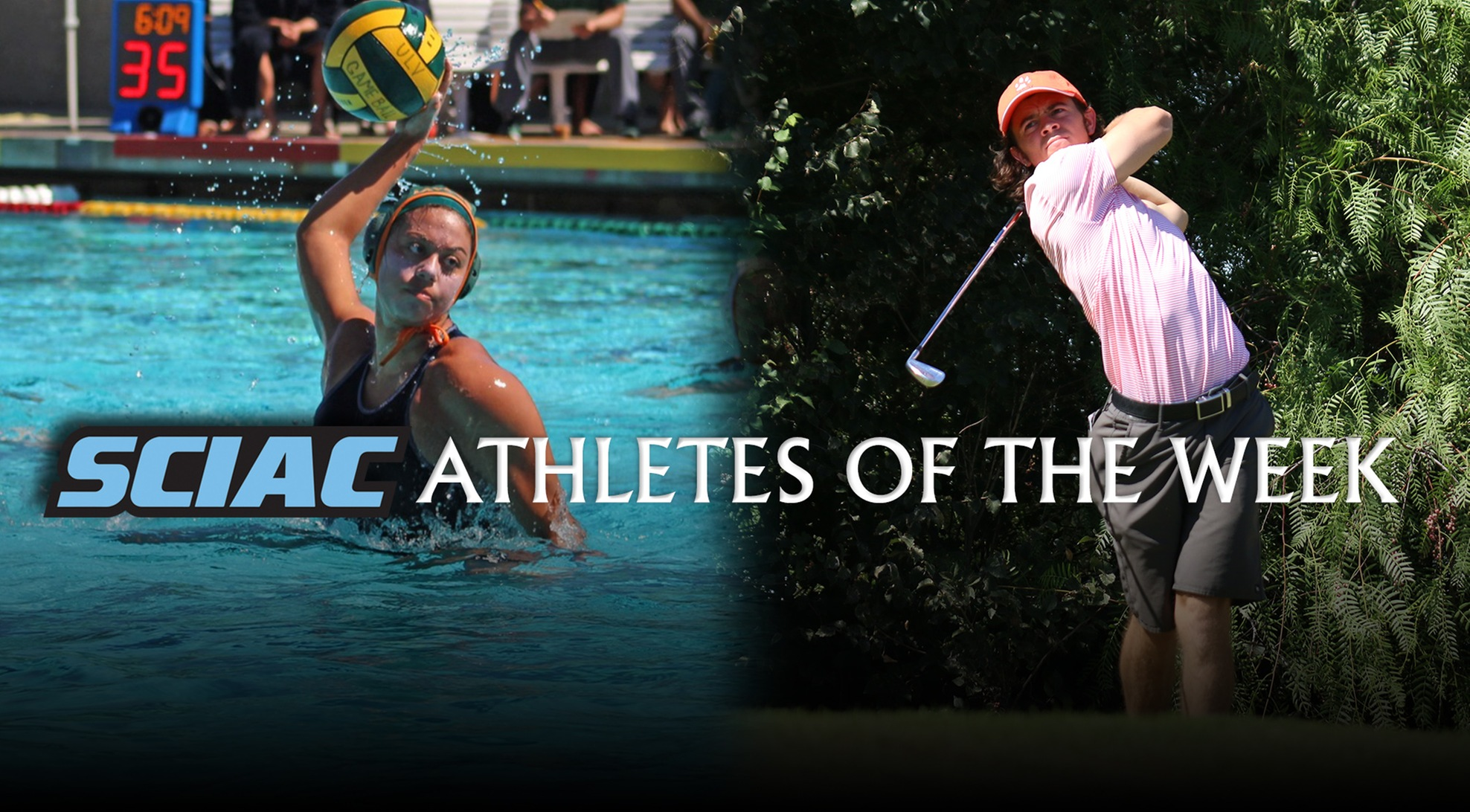 Davis, Kezman named SCIAC Athletes of the Week