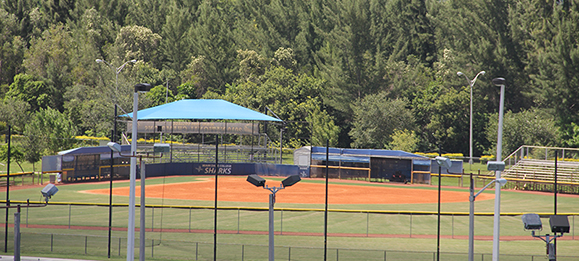 Kendall Campus Softball Field