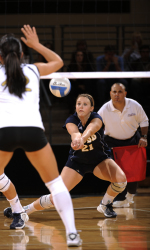 UC Irvine Sweeps 2007 Series Against UC Santa Barbara With 3-0 Win