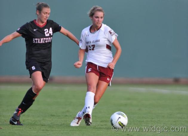 Women's Soccer Returns to Bay Area to Play Georgetown and Boston University