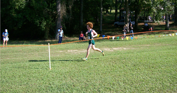 Bobcat Men's Harriers Ranked Seventh in Region