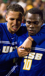 No. 4 Gauchos Capture 2-0 Win Over Northridge