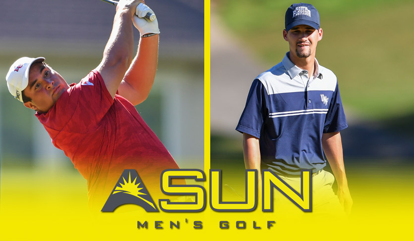 Liberty, UNF to Represent @ASUN_Golf at NCAA Men's Championship
