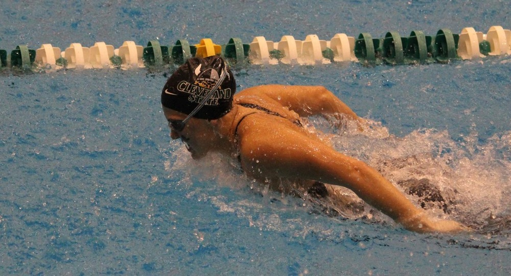 Cleveland State Opens Action at OSU Winter Invite