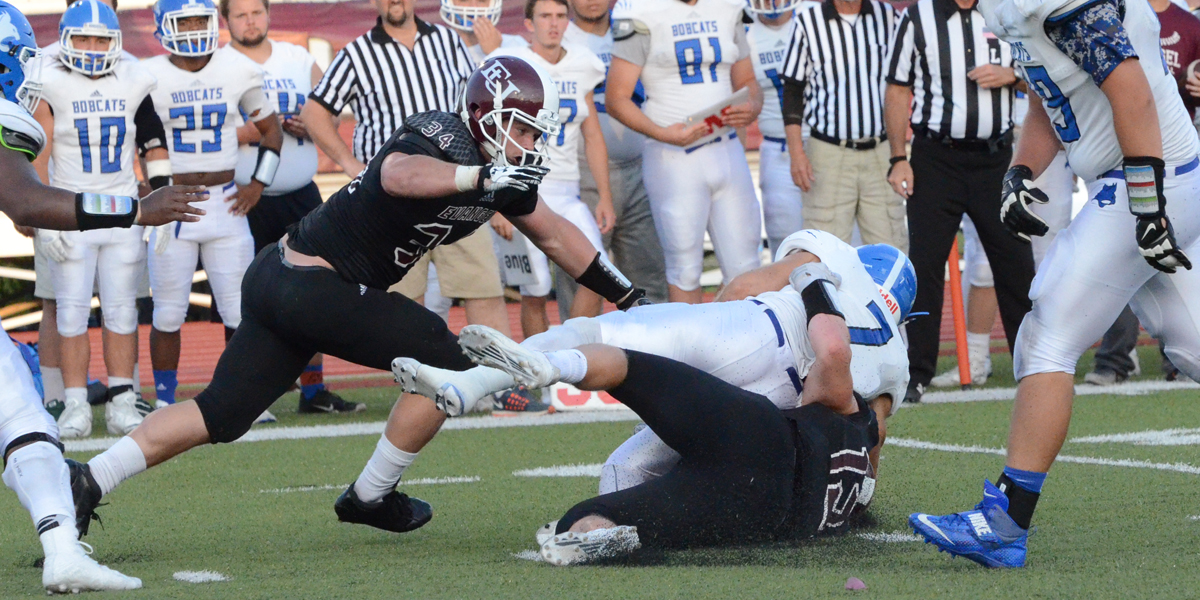 Evangel Football Returns to the Road at Culver-Stockton Saturday
