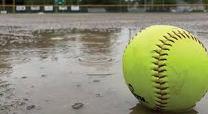 Softball Games  Canceled