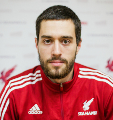 Vasilije Curcic, Men's Basketball