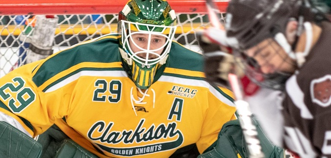 Clarkson extends winning streak with win at Brown