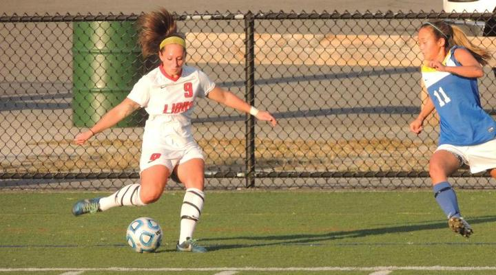 Women's Soccer Endures 2-1 Loss to Johnson & Wales