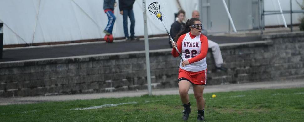 Lacrosse Upended by Pace on the Road, 15-5