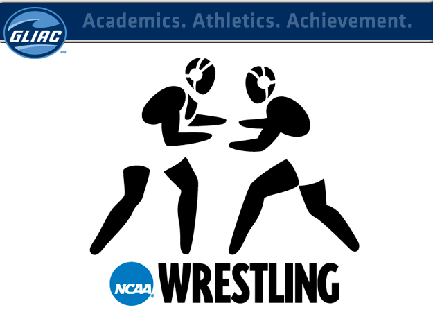 19 GLIAC Wrestlers Headed to St. Louis for NCAAs