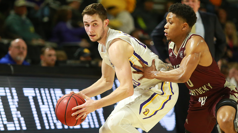 Tech men's basketball team wraps up 2018-19 campaign at Eastern Illinois