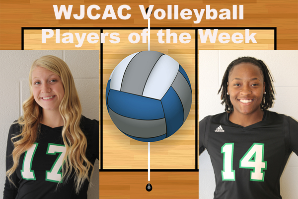 WJCAC Volleyball Players of the Week (Sept. 17)