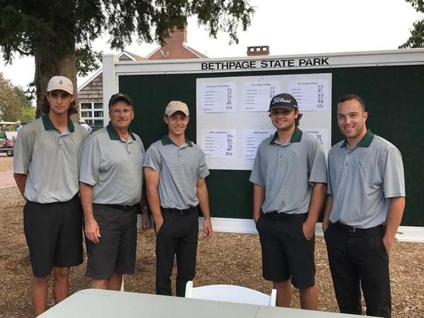 Rams Earn 36-Stroke Victory at FSC Skyline Invitational