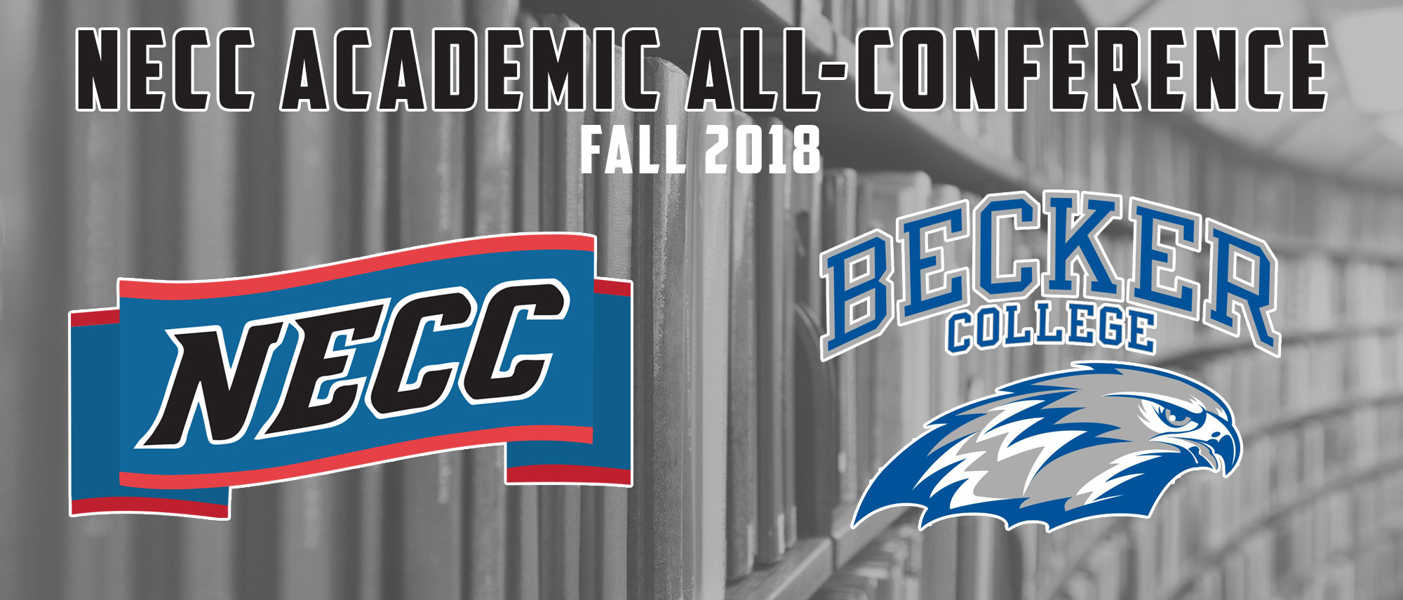 NECC Academic All-Conference: Fall 2018