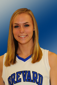 Amanda Whitaker led the Tornados on the boards with six rebounds