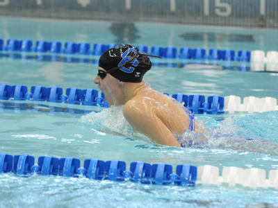 CCSU Falls to Boston University, 157-77, In Dual Meet Competition