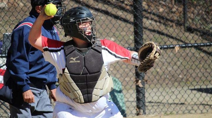 Softball Trades Non-Conference Wins with Regis