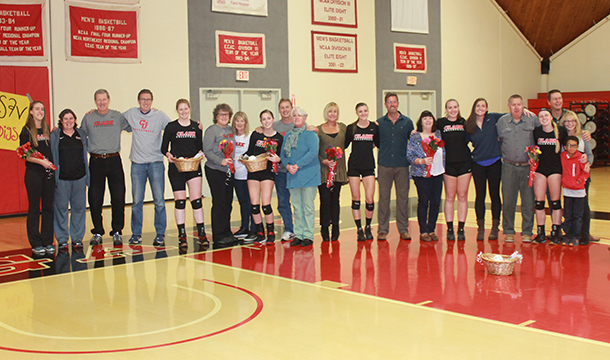 Seniors Shine In 3-0 Win Over Emerson