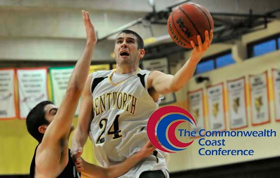 Senior Corey Therriault headlines a cast of returners for the Leopard men's basketball team, picked to finish second in the CCC