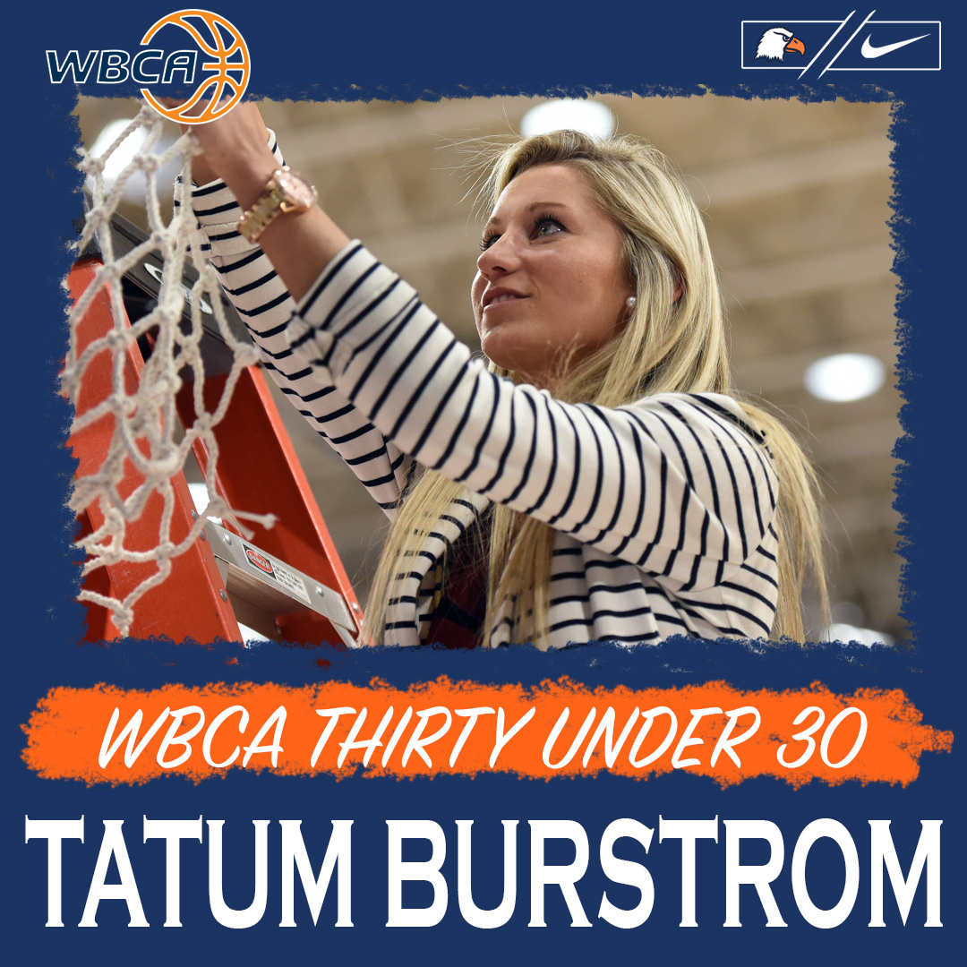 Burstrom named to WBCA's Thirty Under 30