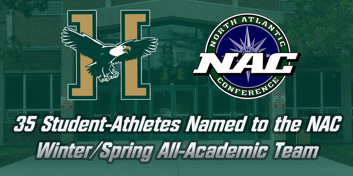 35 Eagles Land a Spot on the 2018-19 NAC Winter/Spring All-Academic Team