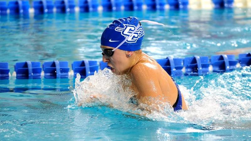 Swim & Dive Completes Sonny Werblin Invite Saturday