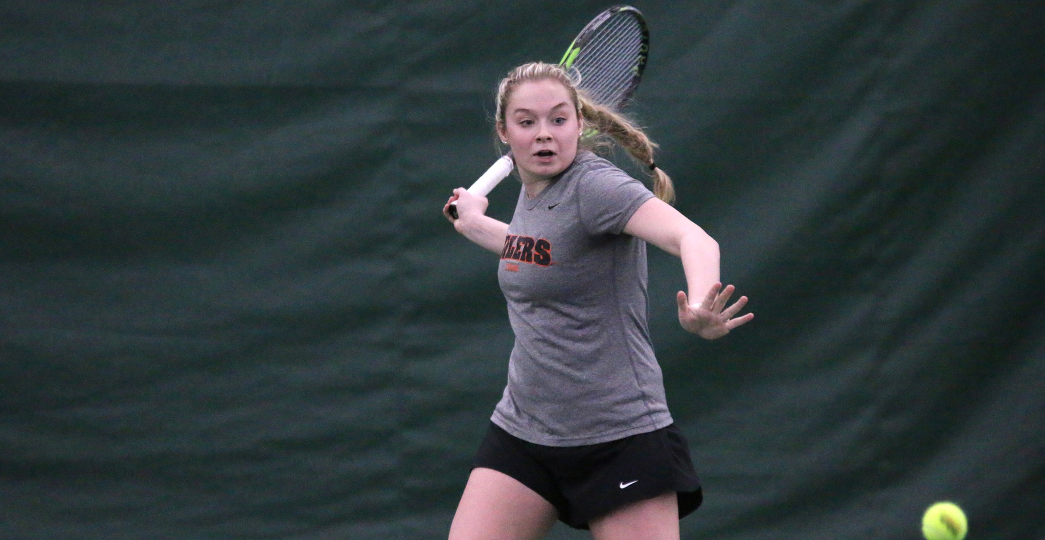 Oilers Compete at Oberlin Invitational