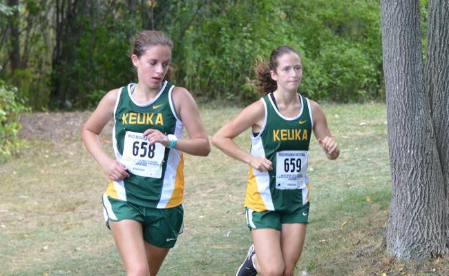 Women's Cross Country Runs at Yellowjacket Invitational