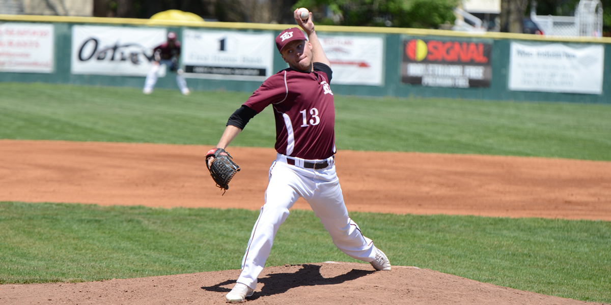 Evangel Baseball Shuts Down No. 22 Central Methodist in Series Opening Split