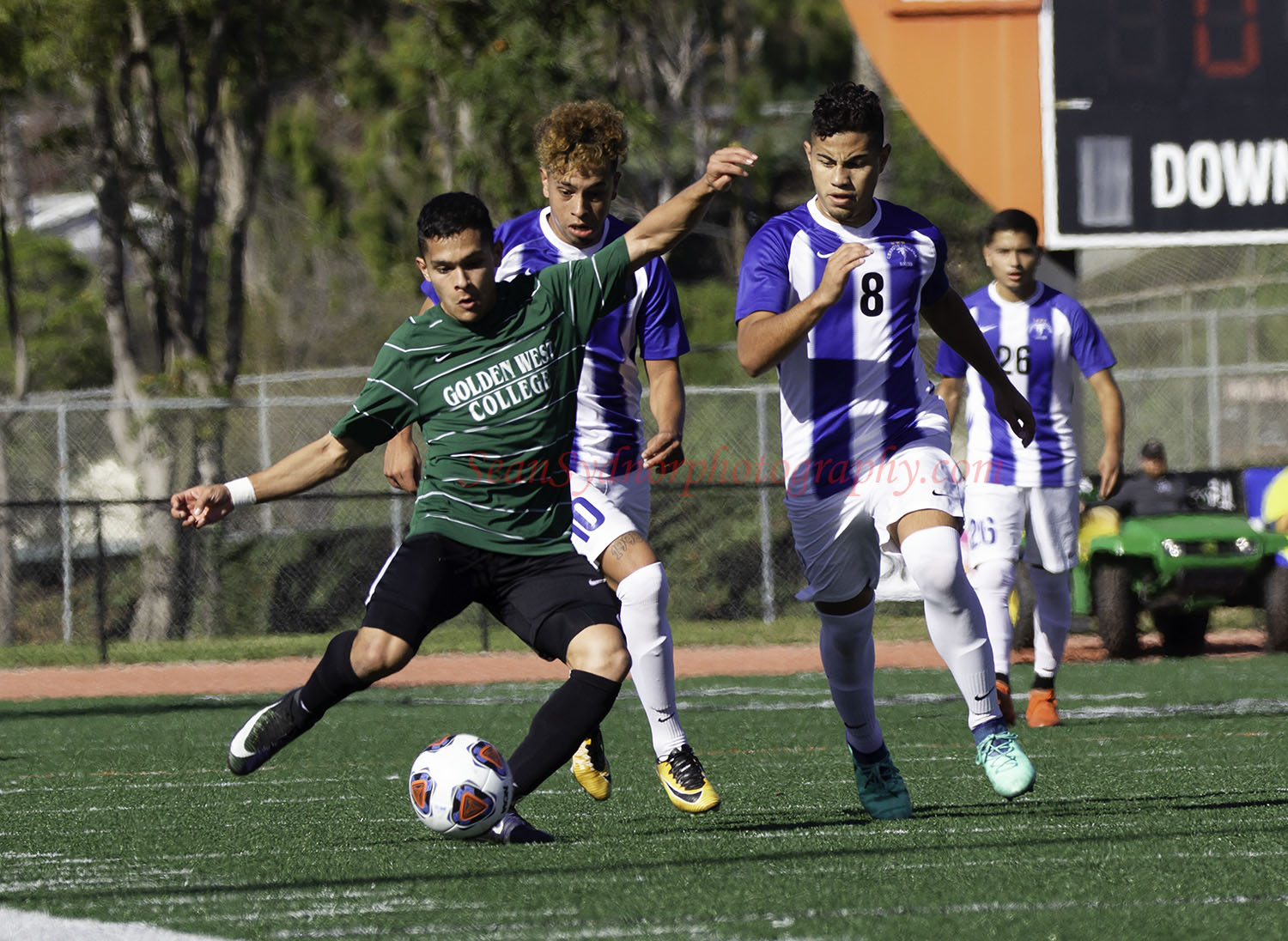M Soccer: Rustlers Falter Late For Runner-Up Finish in State Title