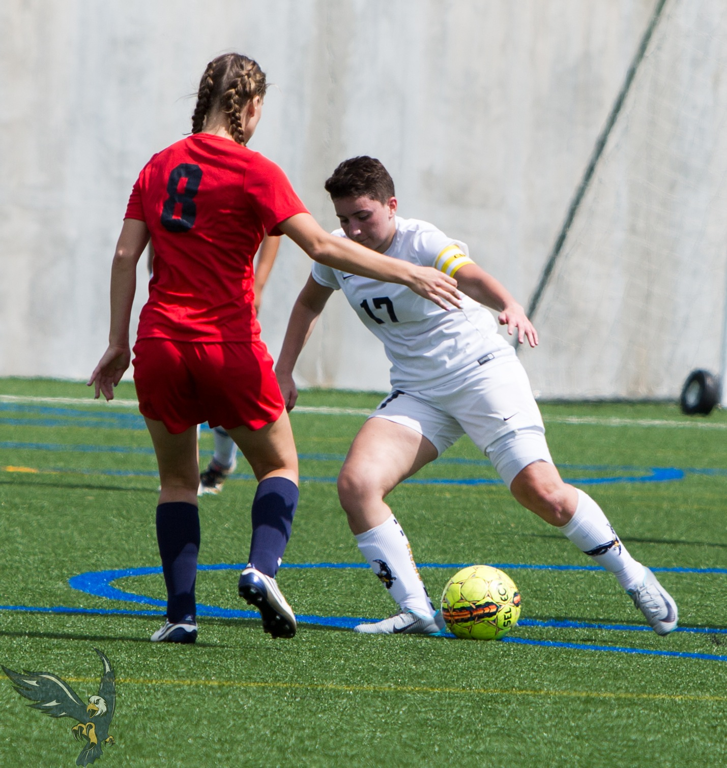 Women's Soccer Captures First Win