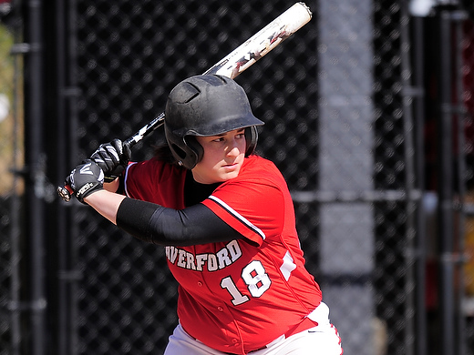 Long ball helps Fords earn split with Muhlenberg