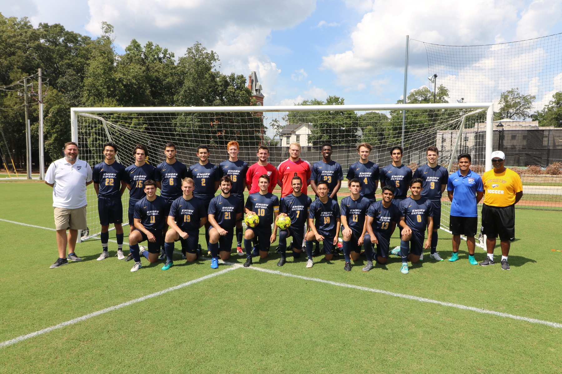 Men's Soccer Concludes Season with Comeback Victory
